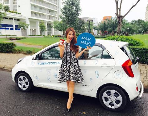 Bua tiec kem Haagen Dazs vao thu sau voi Uber Ice Cream hinh anh