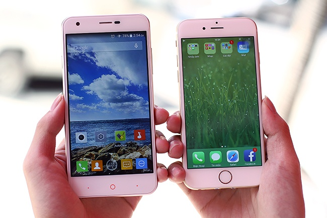 HERO 2: Smartphone chip 8 nhan tam gia duoi 3 trieu dong hinh anh
