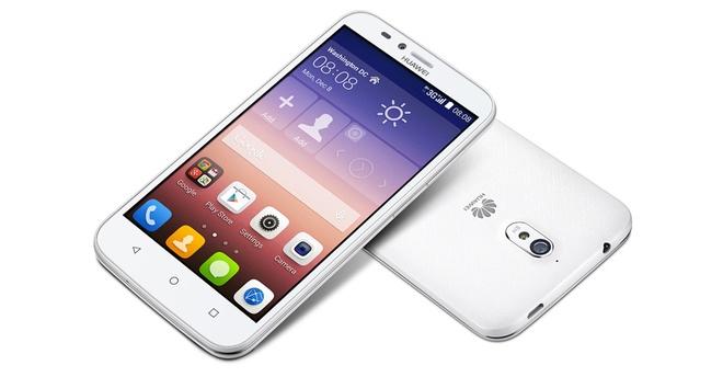 Huawei Y541 va Y625: Bo doi smartphone pho thong tien dung hinh anh