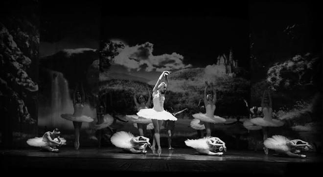Ho Thien Nga: Vo ballet kinh dien trong ky nguyen giai tri hinh anh 2