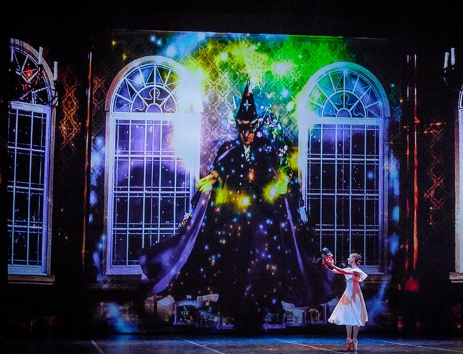 Ho Thien Nga: Vo ballet kinh dien trong ky nguyen giai tri hinh anh 4