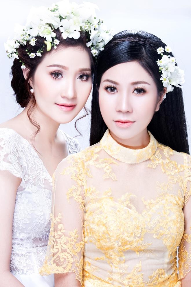 Trang diem tong hong cam cho mua cuoi 2015 hinh anh 3