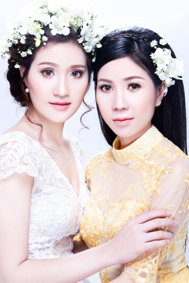Trang diem tong hong cam cho mua cuoi 2015 hinh anh 5