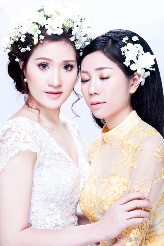 Trang diem tong hong cam cho mua cuoi 2015 hinh anh 6
