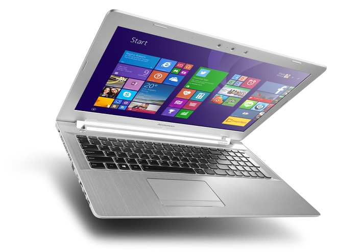 Lenovo Z51 - laptop ho tro lam viec, giai tri hieu qua hinh anh 1 Lenovo Z51: Đẹp, thời trang, mỏng nhẹ.