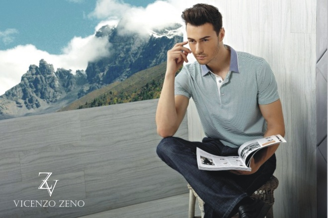 Vicenzo Zeno: Thuong hieu thoi trang nam tinh te cua Italy hinh anh