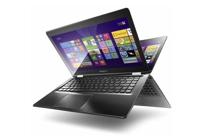 Lenovo YOGA 500: Laptop ket hop may tinh bang xoay 360 do hinh anh
