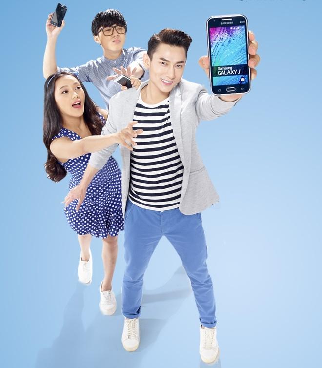 Tuyet chieu bien ban thanh hot boy trong mat nguoi ay hinh anh 4 Smartphone Samsung Galaxy J1 sở hữu lượng thời lượng pin khủng, phù hợp với các hot boy tràn đầy năng lượng và kết nối với mọi người 24/7.
