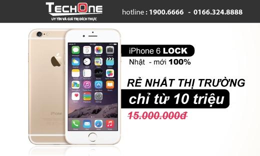 Top iPhone/iPad giam gia manh nhat thang 8 tai TechOne hinh anh