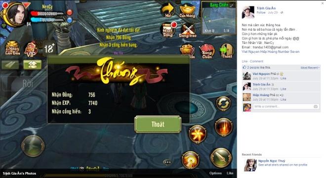 Game thu Thien Long Bat Bo 3D tro tai lam tho hinh anh