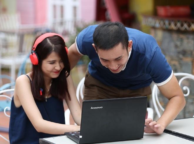 Ideapad 100: Laptop ho tro hoc tap hieu qua cho sinh vien hinh anh