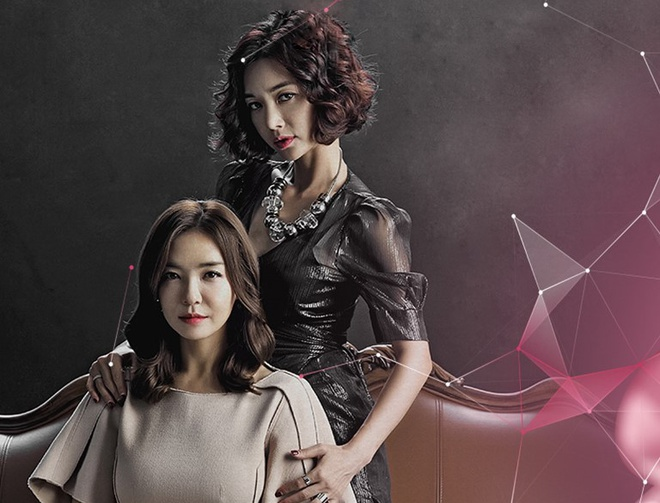 Go Eun Mi cuop chong ban than trong 'Con loc han thu' hinh anh