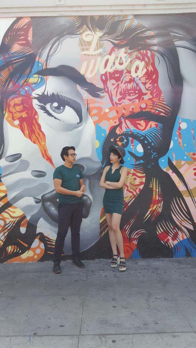 Toc Tien hao huc di gap Taylor Swift tai My hinh anh 3 Từng có cơ hội làm việc tại thị trường âm nhạc Mỹ nhưng Tóc Tiên vẫn coi đây là cơ hội để cô học hỏi, cập nhật những xu hướng âm nhạc mới từ nghệ sĩ nổi tiếng thế giới.