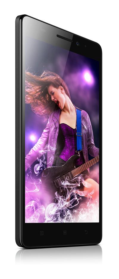 Lenovo A7000 Plus: Smartphone gia re, giai tri tot hinh anh 2