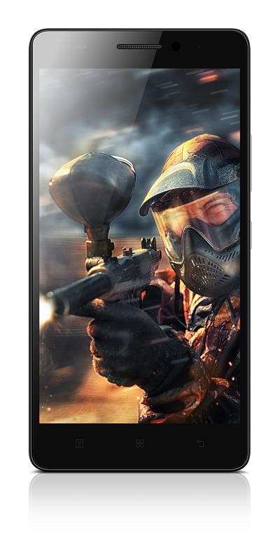 Lenovo A7000 Plus: Smartphone gia re, giai tri tot hinh anh 3