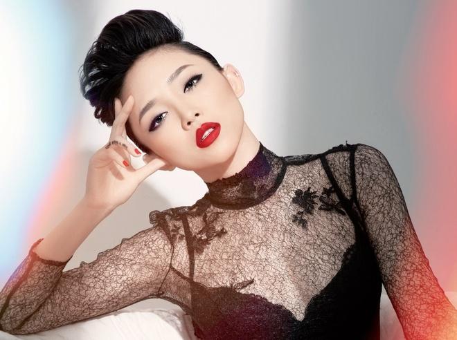 Toc Tien va Dong Nhi hoi ngo sau 'The Remix' hinh anh