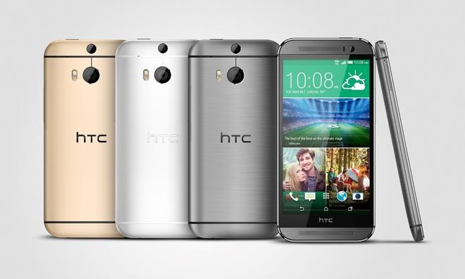 4 uu diem noi troi cua HTC One M8 Eye hinh anh