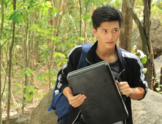 Phim 'Lien minh huyen thoai' ra mat dan dien vien tai nang hinh anh 1 Huỳnh Anh trong vai Hải Đăng.