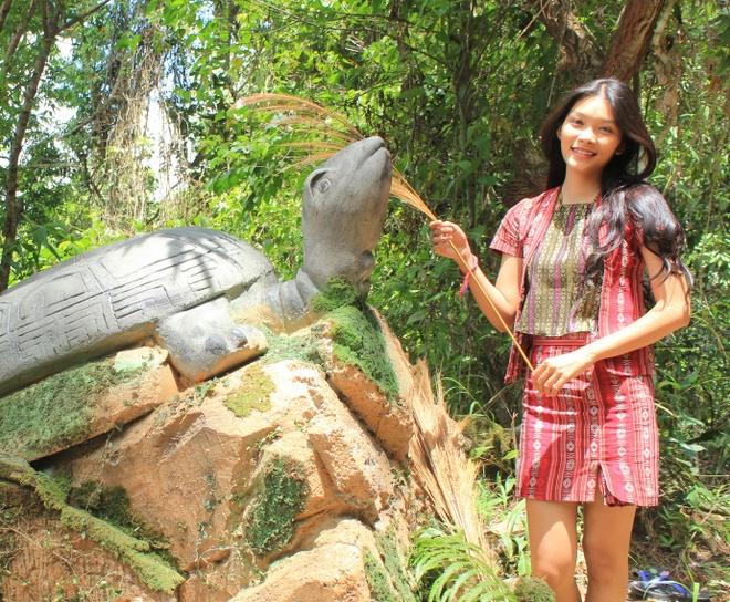 Phim 'Lien minh huyen thoai' ra mat dan dien vien tai nang hinh anh 4 Thanh Tú trong vai Tuệ Na.