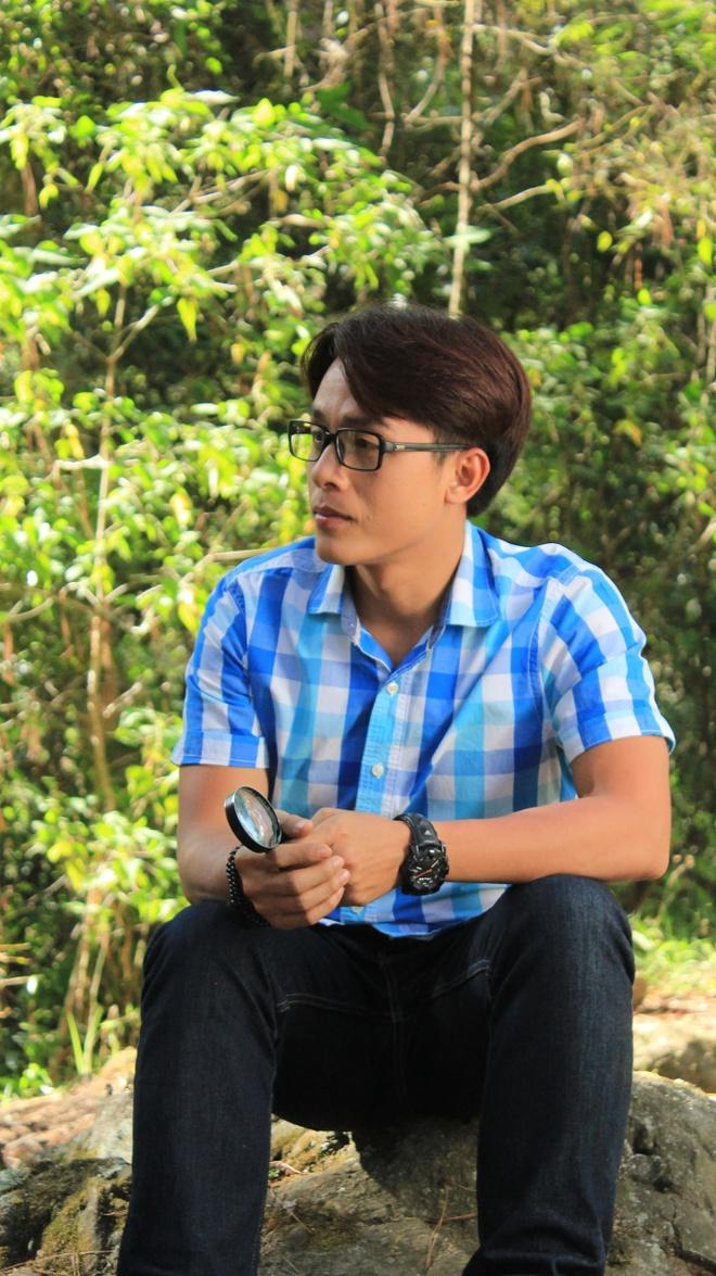 Phim 'Lien minh huyen thoai' ra mat dan dien vien tai nang hinh anh 2 Hòa Hiệp trong vai Phạm Cường.