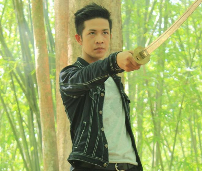 Phim 'Lien minh huyen thoai' ra mat dan dien vien tai nang hinh anh 5 Nam Long trong vai Long.