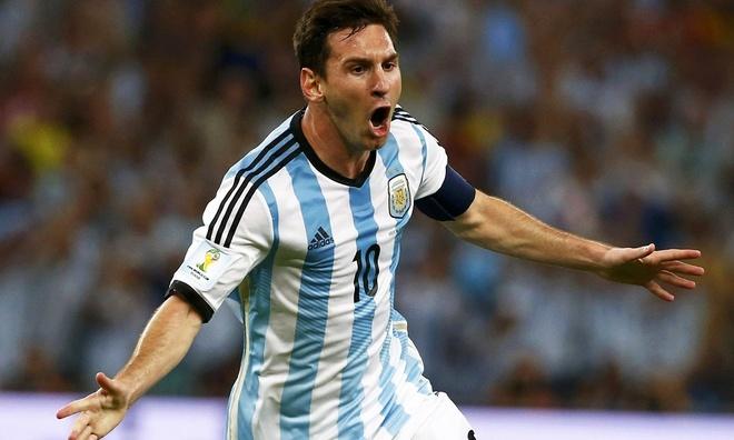 Niem dam me bong da bat tan cua Lionel Messi hinh anh 2