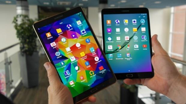 3 model Galaxy Tab thu hut dan van phong hinh anh