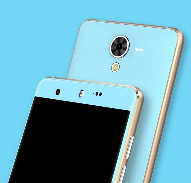 Kingzone N5: Smartphone gia re thiet ke thoi trang hinh anh 5