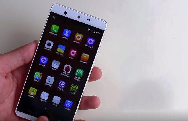 Kingzone N5: Smartphone gia re thiet ke thoi trang hinh anh 6