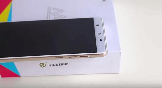 Kingzone N5: Smartphone gia re thiet ke thoi trang hinh anh 7
