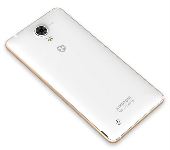 Kingzone ra mat smartphone N5 voi chip 64-bit hinh anh 2