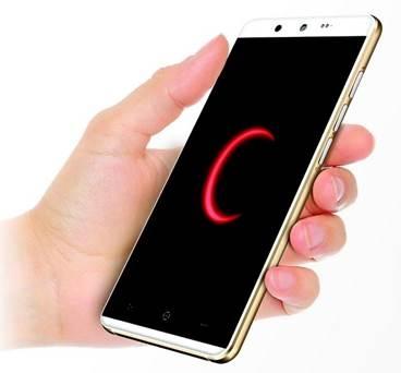Kingzone N5: Smartphone thoi trang su dung chip am thanh moi hinh anh 6