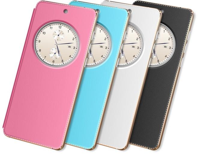 Kingzone N5: Smartphone thoi trang su dung chip am thanh moi hinh anh 8