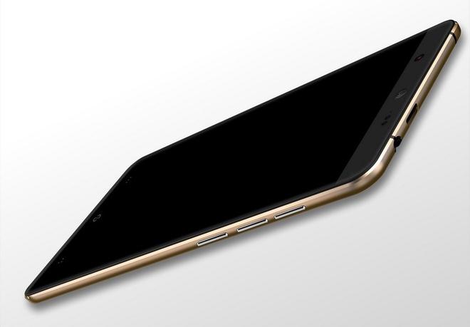 Kingzone N5: Smartphone thoi trang su dung chip am thanh moi hinh anh 1