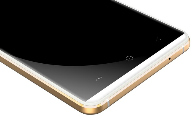 Kingzone N5: Smartphone thoi trang su dung chip am thanh moi hinh anh 2