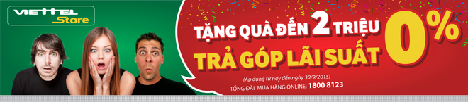 Mua do cong nghe tra gop lai suat 0% tai Viettel Store hinh anh 1