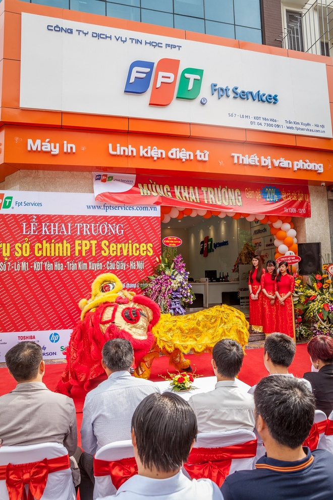 FPT IS Services khai truong tru so moi hinh anh 3