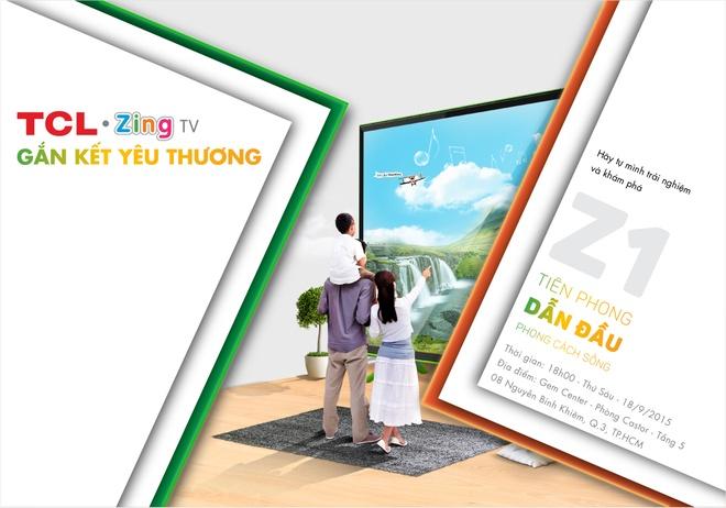 Su kien ra mat TV TCL Z1 dau tien tai Viet Nam hinh anh 3