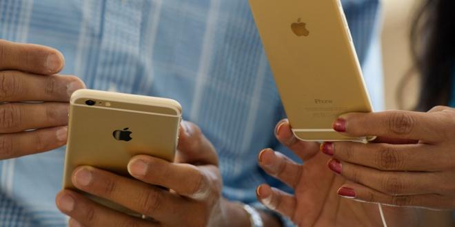 iPhone 6S ra mat khien iPhone 5/5S va 6/6 Plus ban chay hinh anh