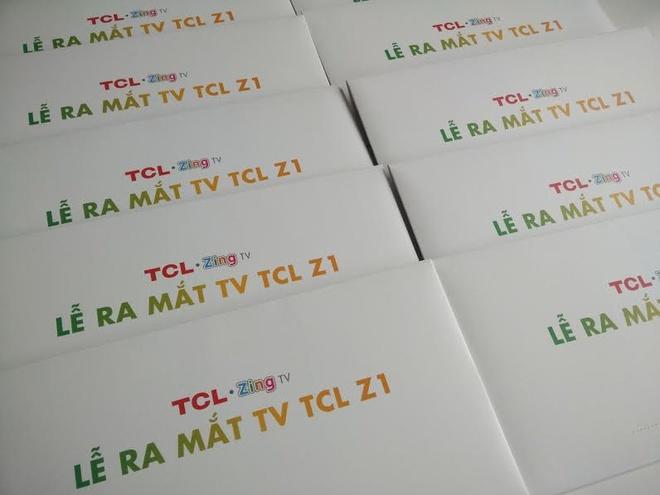 Su kien ra mat TV TCL Z1 dau tien tai Viet Nam hinh anh 1