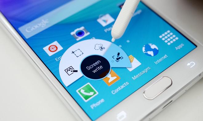 Samsung ung dung 'thiet ke y nghia' vao san pham hinh anh