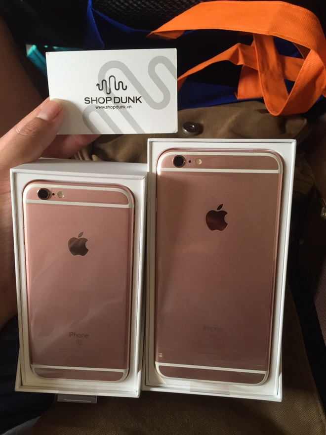 Dap hop bo doi iPhone 6S va 6S Plus vang hong tai Ha Noi hinh anh 6