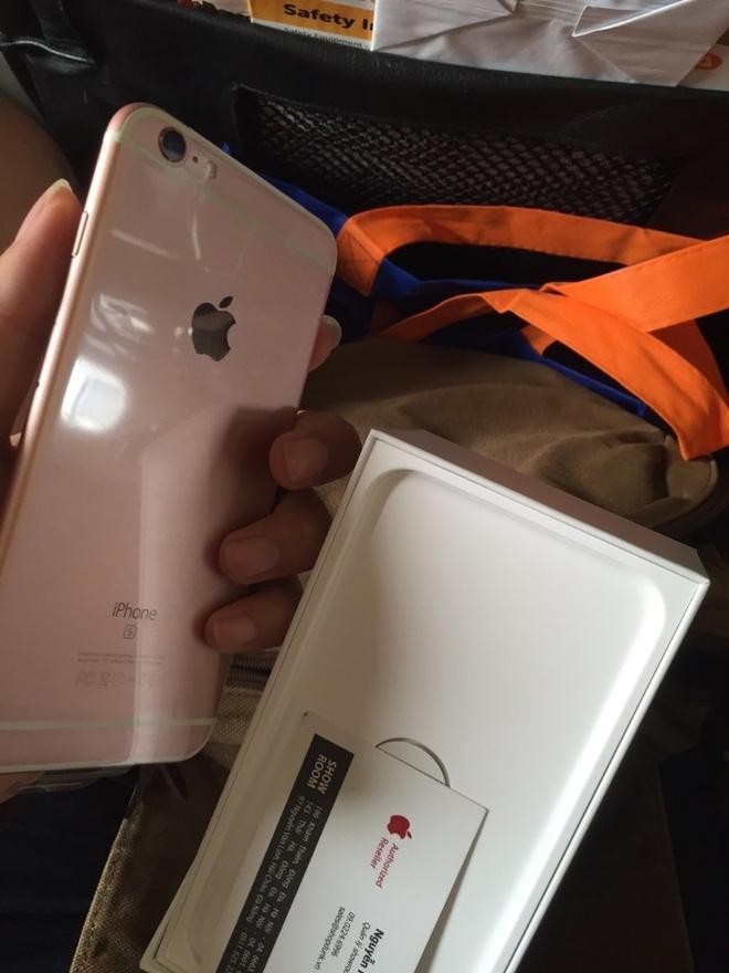 Dap hop bo doi iPhone 6S va 6S Plus vang hong tai Ha Noi hinh anh 7