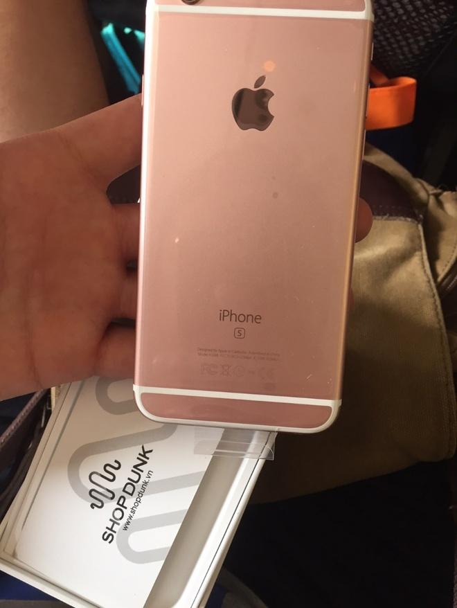 Dap hop bo doi iPhone 6S va 6S Plus vang hong tai Ha Noi hinh anh 9