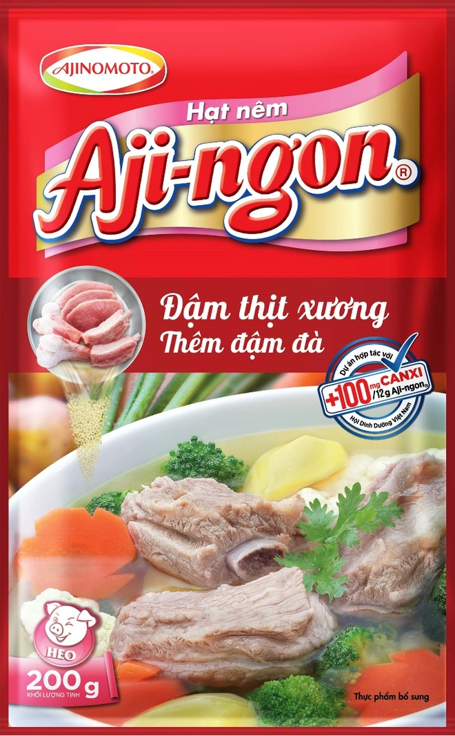 Aji-ngon cai tien - them lua chon cho nguoi noi tro hinh anh 1