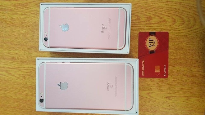 Thay vo iPhone 6 thanh iPhone 6S voi gia 1 trieu dong hinh anh