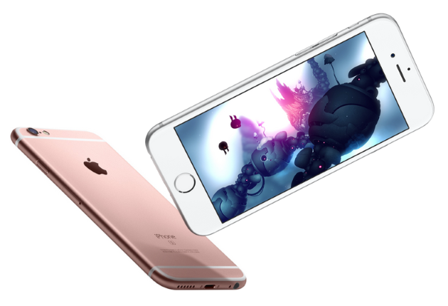 Thi truong Viet soi dong ngay dau co iPhone 6S hinh anh