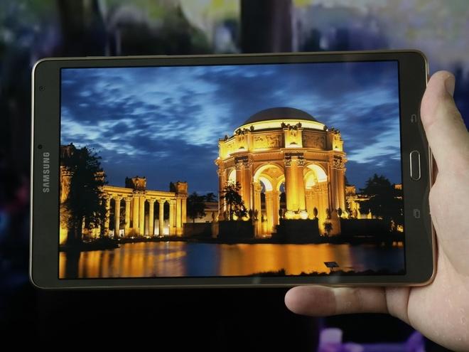 Nhung tinh nang hap dan dan van phong cua Galaxy Tab S2 hinh anh 4