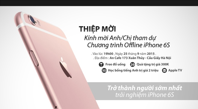 Thi truong Viet soi dong ngay dau co iPhone 6S hinh anh 5