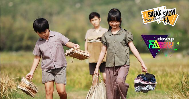 'Toi thay hoa vang tren co xanh' chieu rieng cho FA hinh anh 1 Tôi đã thấy hoa vàng trên cỏ xanh là bộ phim Việt được khán giả trông đợi nhất nửa cuối năm 2015.